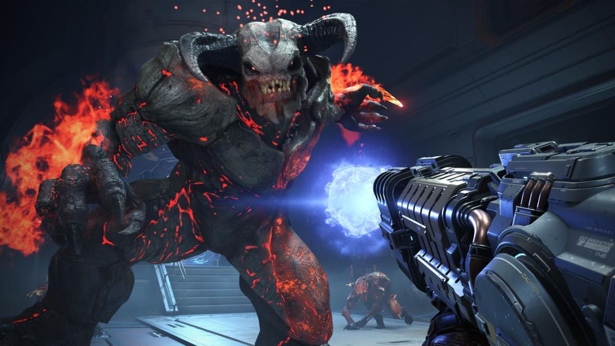 Новый Doom лучше старых двух. Люди дождались Doom Eternal и пришли в восторг - игра оказалась с сюрпризом