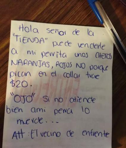 Мексиканец на карантине так возжелал читос, что показал смекалочку 99 уровня. Ведь в магазин пошёл не человек