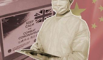 «Они хотят украсть наши ДНК». Китайские врачи отправились спасать мир от коронавируса, но их доброте не верят