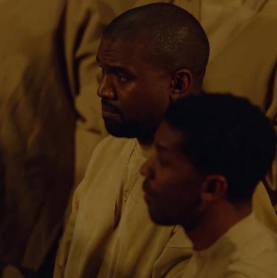 Kanye fresh