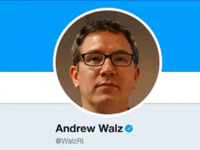 Парень создал правдоподобный фейк в твиттере, и тот прошёл верификацию. А заодно стал кандидатом на выборах