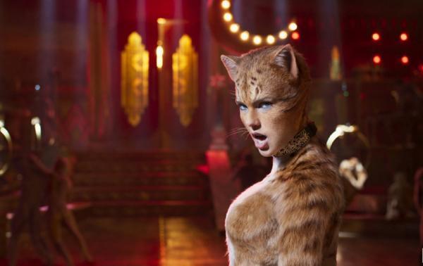 """Вручение """"Золотой малины"""" прошло в Сети. """"Кошки"""" оказались худшим фильмом - и не один раз"""