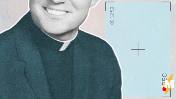 Священник случайно провел онлайн-службу с фильтром. И заставил многих поверить в бога