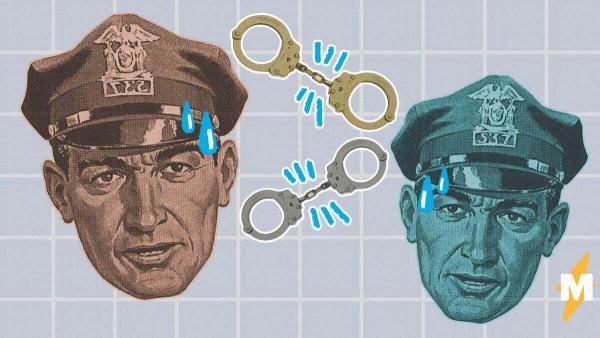 Полицейские из США приехали на вызов, а попали в топы обсуждений. Хотели подбросить улики, но вышел эпикфейл