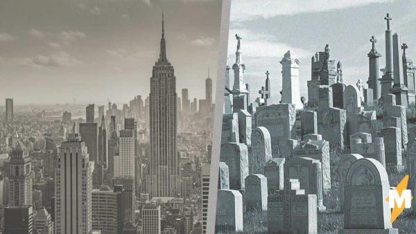 Мобильные морги вернулись на улицы Нью-Йорка - впервые с 11 сентября. И они пугают куда больше статистики