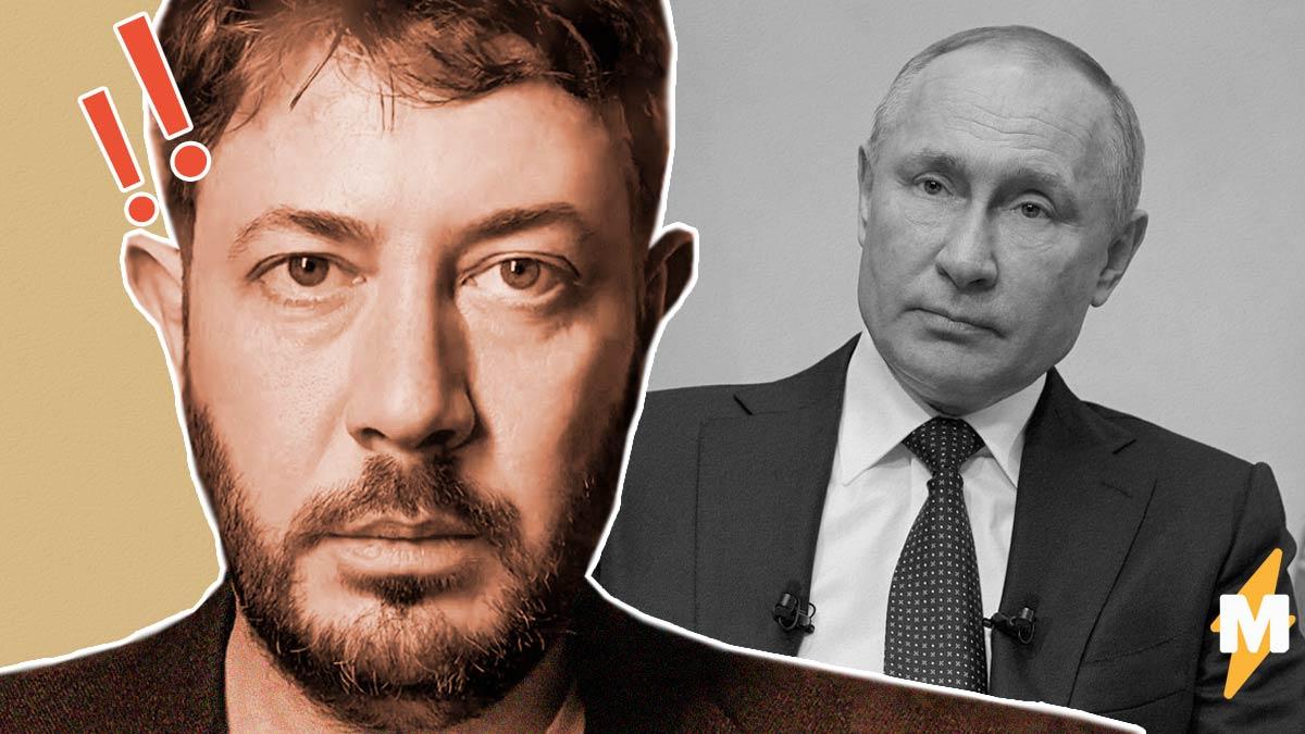Лебедев отказал Путину и не отпустит студию в оплачиваемый отпуск. Ведь такая щедрость ему не по карману