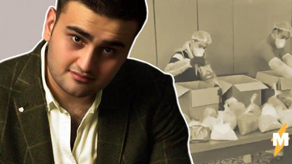 Повар-мем из Турции присоединился к борьбе с коронавирусом. Он отдал людям все запасы своего ресторана