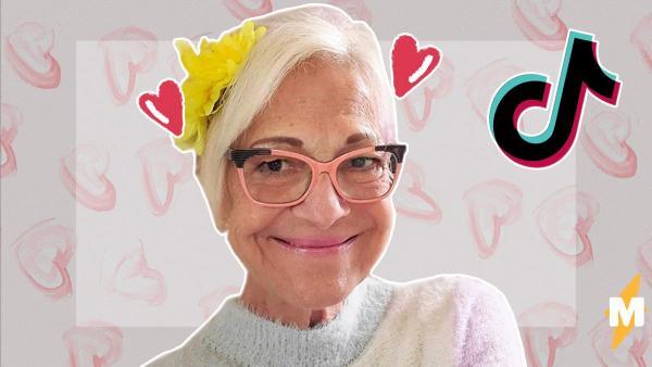 TikTok покоряют не только зумеры. Бабушка-тиктокерша заработала на медсестру - понадобилось лишь одно видео