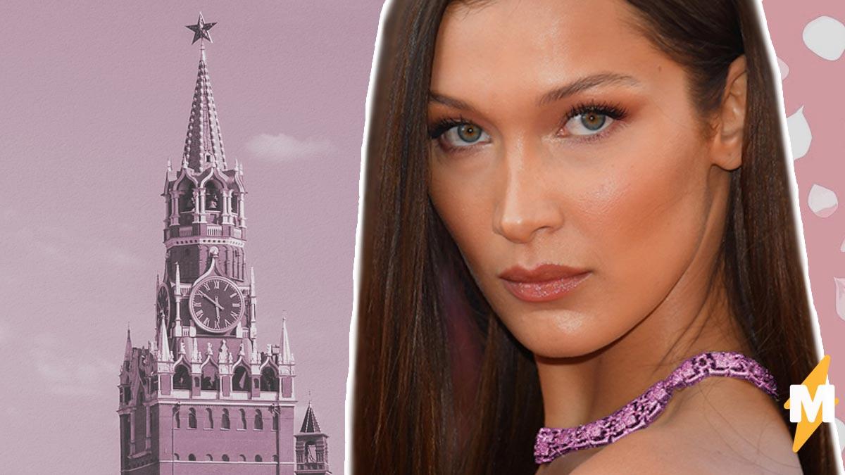 В Москве нашли двойника Беллы Хадид. Но девочка не понимает, в чём её сходство с моделью