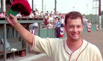 «В бейсболе не плачут». Том Хэнкс рассказал, как они с женой себя чувствуют при коронавирусе