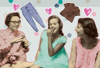 Топ-10 пижам, в которых можно уютно засесть дома на карантине