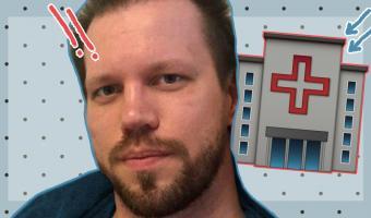 «Меня реально кинули». Москвич рассказал, как его хитростью госпитализировали с подозрением на коронавирус