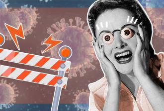 Когда закончится пандемия коронавируса и можно будет снять медицинские маски. Ждать осталось недолго