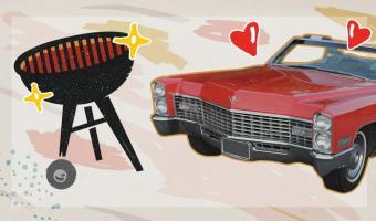 Мужчина нашёл свою старую Chevrolet Impala, но результат — боль. Кто-то переделал легенду в мангал для шашлыка