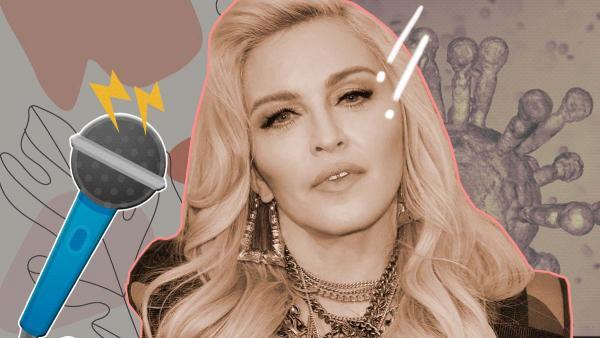 Кэти Перри и Мадонна поддержали итальянцев в твиттере. Но певицы не знали, что их видеопосты – это фейк