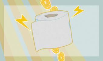 Коронавирус заставил людей скупать туалетную бумагу. И они используют её не только по прямому назначению