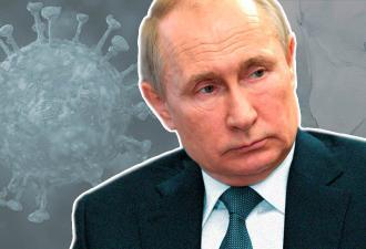 Путин отменил рабочую неделю из-за COVID-19. А люди шутят о том, почему президент опоздал на свою же речь