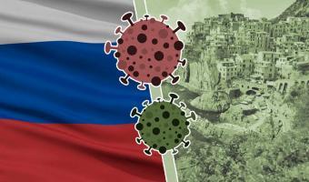 Коронавирус официально в Москве. Первый больной прилетел из Италии и лёг в палату, где было ещё шесть человек