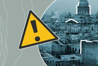 Санкт-Петербург и Ленобласть запретили все крупные массовые мероприятия. Хотя там лишь три случая COVID-19