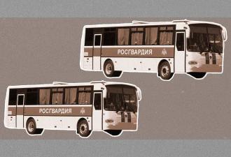 Автобусы с Росгвардией на подступах к Москве напугали соцсети. Но бояться рейдов стоит только пенсионерам