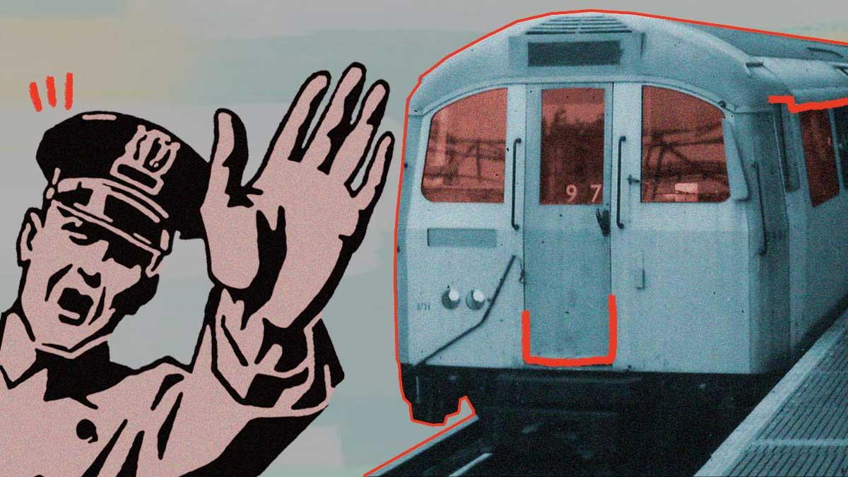 В Бельгии парень вытер слюну о поручень метро. И тут же загремел в полицию — даже не за мерзкое видео