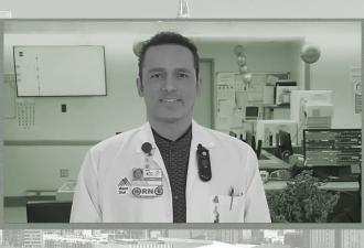 В Нью-Йорке от коронавируса впервые скончался медик. Мужчина сгорел всего за неделю — ему не хватило маски