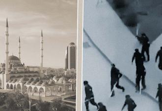 Власти Чечни назвали «пародией» видео с силовиками. На нем патрули с палками охотятся на нарушителей карантина