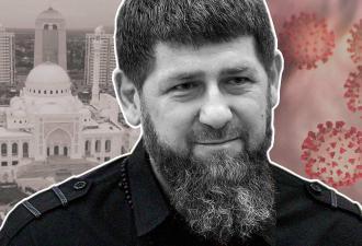 Как Кадыров борется коронавирусом в Чечне. Там всего три заболевших, но меры — самые жёсткие в России