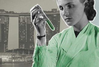 Первый в мире экспресс-тест на коронавирус создан в Сингапуре. Он появится в поликлиниках уже через месяц