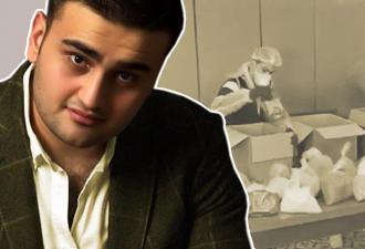 Турецкий повар-мем вышел на борьбу с коронавирусом в Стамбуле. И из героя интернета стал просто героем
