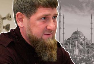 Кадыров пошутил, что переболел коронавирусом. Но нарушителям карантина в Чечне явно не до смеха