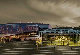 Концертный зал «Евровидения» в Роттердаме всё-таки откроется. Но места там будут только лежачие