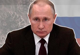 Путин объявил неделю с 28 марта по 5 апреля нерабочей из-за ситуации с коронавирусом