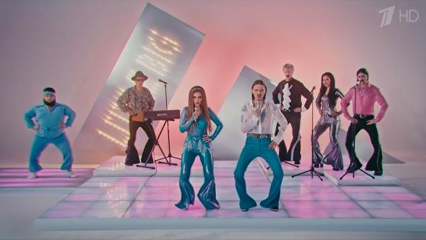 """Little Big представили песню для """"Евровидения-2020"""" на """"Вечернем Урганте"""". Трек получил название Uno"""