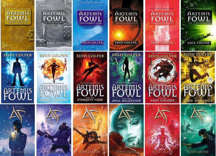 В Сети появился трейлер экранизации книг про Артемиса Фаула. И фанатам его приключений ролик лучше не смотреть
