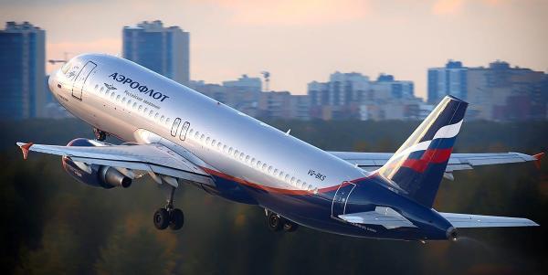 """""""Аэрофлот"""" продолжит летать из Москвы в Европу после 27 марта. Хотя власти запретили рейсы с этой даты"""
