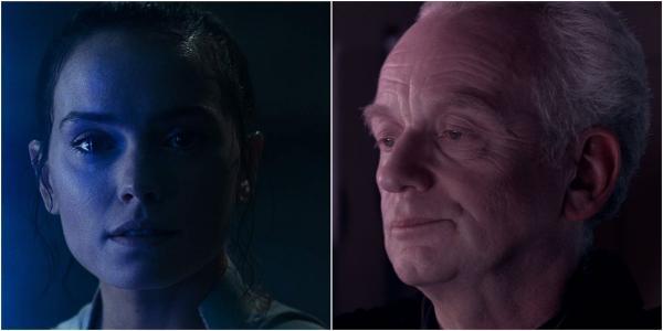 Рей не внучка Палпатина, теперь она его дочка. Дарт Сидиус заводил не отношения, а клонов, и фанам его жалко