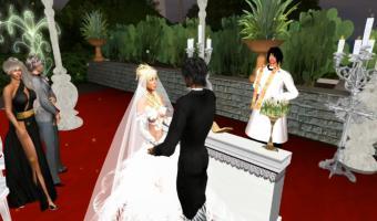 Женщина бросила мужа и четверых детей ради виртуальной любви. И это история со счастливым концом (и свадьбой)