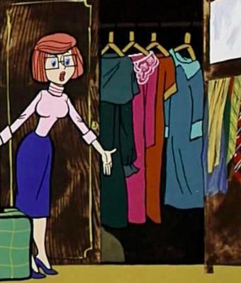 Женщина 20 лет носит одно платье и не думает его выкидывать. Самое удивительное — как оно выглядит спустя года