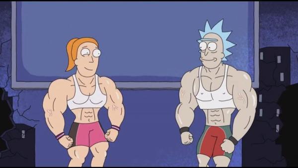 Мужчина нарастил мускулы, чтобы казаться брутальным, но счастья это не принесло. А вот смена пола - ещё как