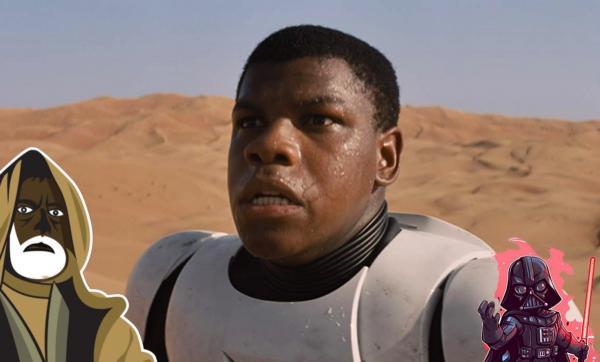 """Бойега, нескрывающий боль. Звезда саги """"Звёздные войны"""" показал, как тренируется, и это смешнее, чем звучит"""