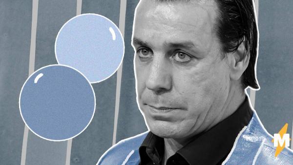 Линдеманн выступил в пузыре на московском концерте. Сперва он решил защищаться от коронавируса, но передумал