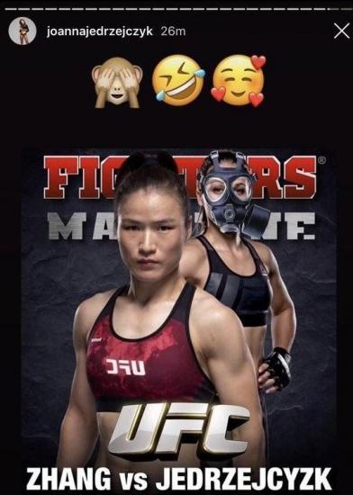 Боец женского UFC пошутила про коронавирус у соперницы. Та превратила её в мем о Мегамозге прямо на ринге