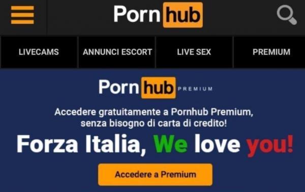 PornHub подарил итальянцам прeмиум-доступ, чтобы они не грустили на карантине. И это повод наконец освоить VPN