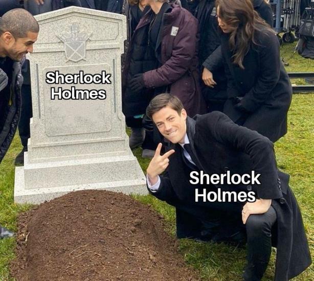 Актёр Грант Гастин сфоткался с могилой персонажа сериала. И угодил в мемы быстрее своего героя Флэша