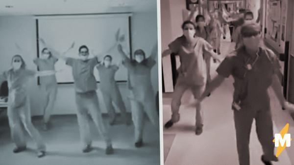 Людей привело ярость видео с танцем медсестёр, ведь есть несостыковка. Теперь жалобам медиков совсем не верят