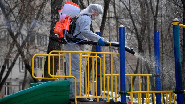 Петербуржец получил первый штраф по новым правилам карантина. За прогулку с ребёнком он заплатит 15 тысяч