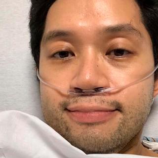 """Юрист с COVID-19 прошёл через интубацию и сумел выжить. Выздоровление разделило его жизнь на """"до"""" и """"после"""""""