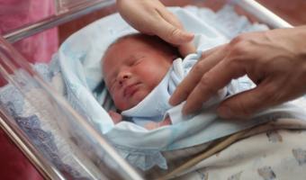 В Москве родился младенец с коронавирусом. Мать ребёнка заразилась ещё до родов