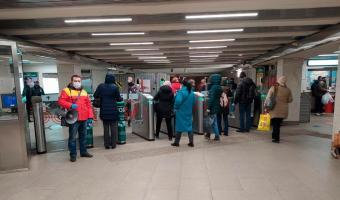 Журналист протестировал новую систему пропусков по «Тройке» в московском метро. И выяснил, что она не работает